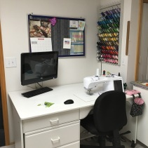 Sewing Table Expanded