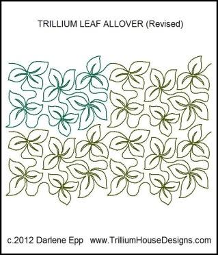 Trillium Leaf